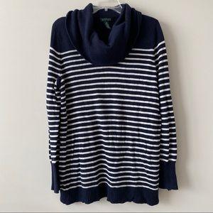 Ralph Lauren cowl neck sweater